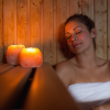 Klassische Finnische Sauna  – Temperatur