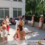 Saunafest Debrecen Tag 2 Einzelbewerb