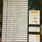 Timetable der Saunameister - Themenaufgüsse