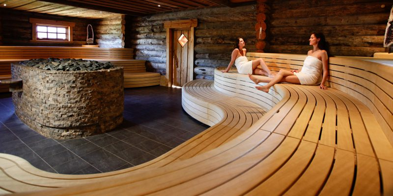Sauna der Therme Bussloo (Foto: thermenbussloo.nl)