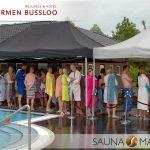 Qualifikation Aufguss WM in Bussloo – Einzel-Show