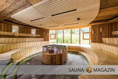 finnische Sauna, eine der beliebtesten Saunaarten und hoher Saunatemperatur